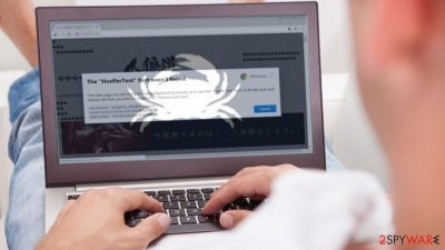 "GandCrab found spreading via Fake ""Chrome Font Pack"" updates"