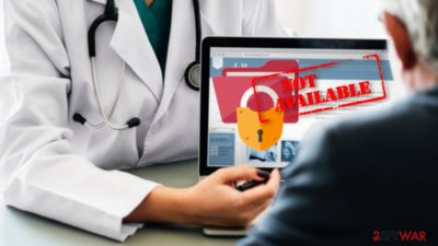 Australian hospital affected by ransomware