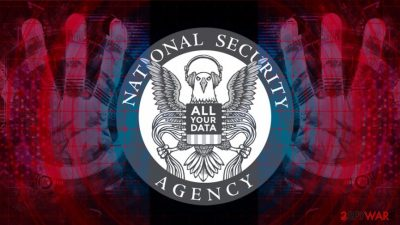 Prevent government spying