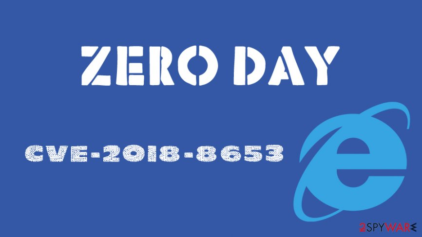 Internet Explorer zero-day patch