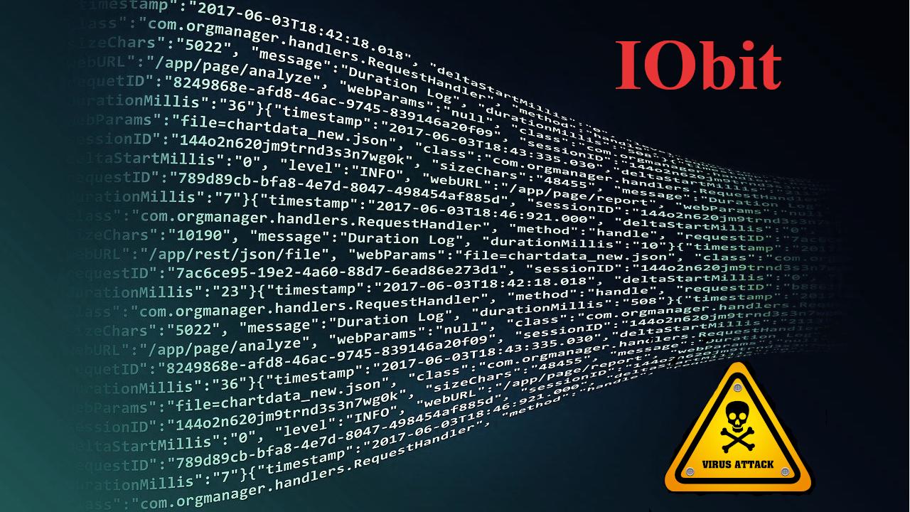 IObit forum hacked