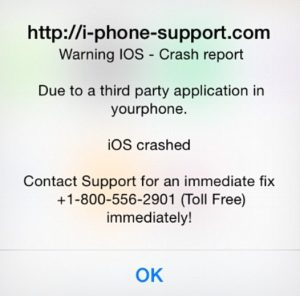 iPad and iPhone users are tricked by fake warning that locks their Safari and asks $80 for fix