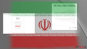 Iranian-linked hackers pose as journalists in the email scam campaign