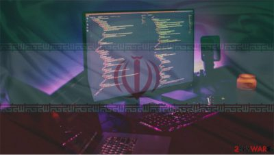 The US government says that Iranian company made a massive hacking operation
