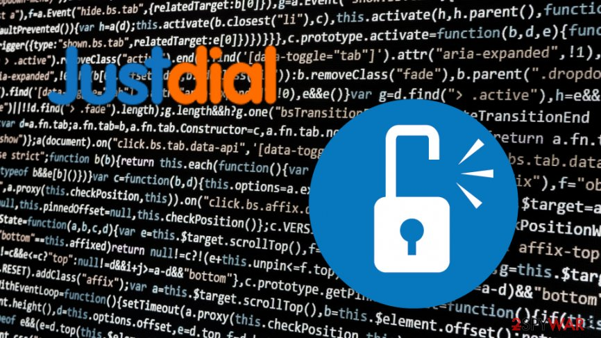 JustDial exposes 100 million users' data