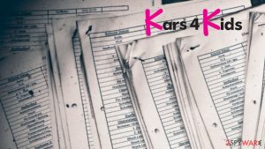 Due to unprotected database, Kars4Kids suffered from the data breach