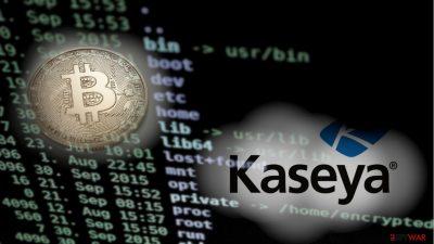 Kaseya affected by REvil ransomware