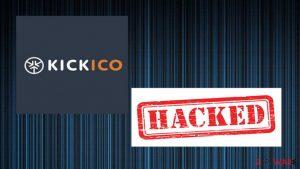 KICKICO ICO platform hacked. Loses $7.7 million worth tokens