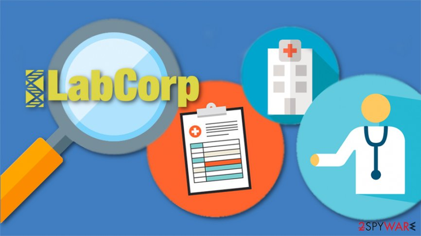 LabCorp reports about the data breach
