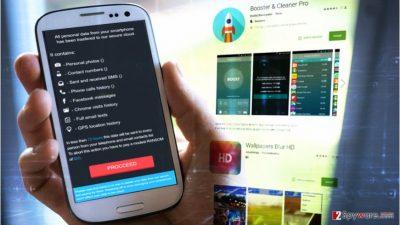 LeakerLocker ransomware emerges in Google Play Store