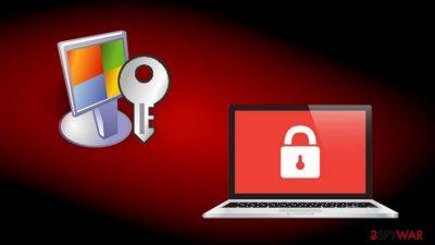 Lock My PC stops public access