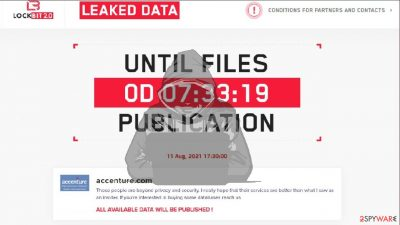 The company managed to recover files