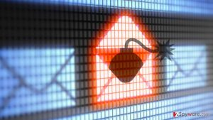 Worrying statistics: most malicious spam emails carry ransomware
