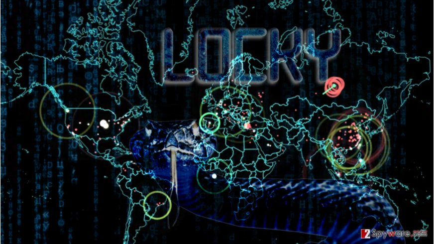 Locky and Mamba ransomware returns