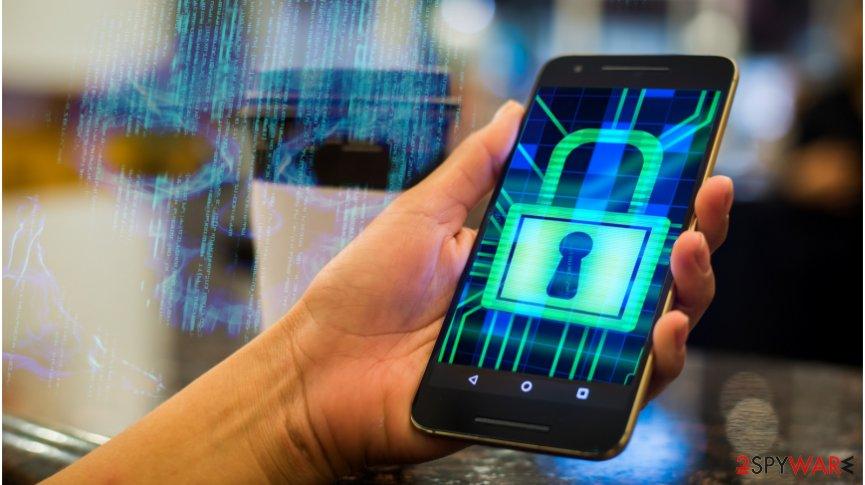 Trojan virus mobile phone