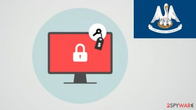 Louisiana state experiences a major ransomware attempt
