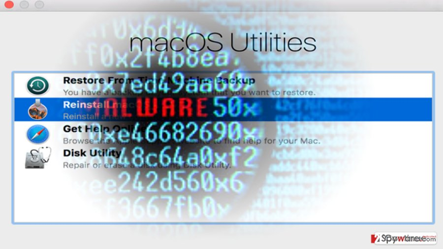 Mughthesec malware forces Mac OS users to reinstall their OS
