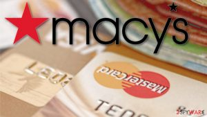 Payment data of Macy's customers leaked due to a hacked website