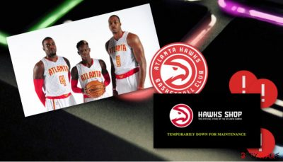 Atlanta Hawks store leaks users' credentials due to notorious malware