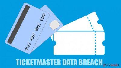 Magecart responsible for Ticketmaster data breach