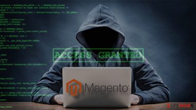 Magento stores hacked to spread malware and mine monero