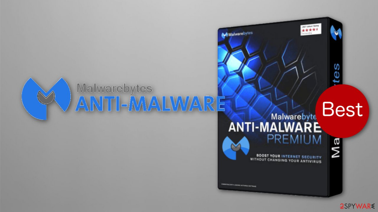 The image of Malwarebytes anti-ransomware beta version