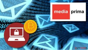 Ransomware virus hits Media Prima's email system and asks 1000 BTC
