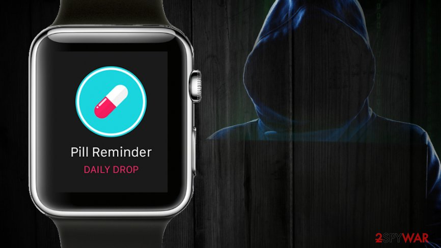Smartwatch can be hacked