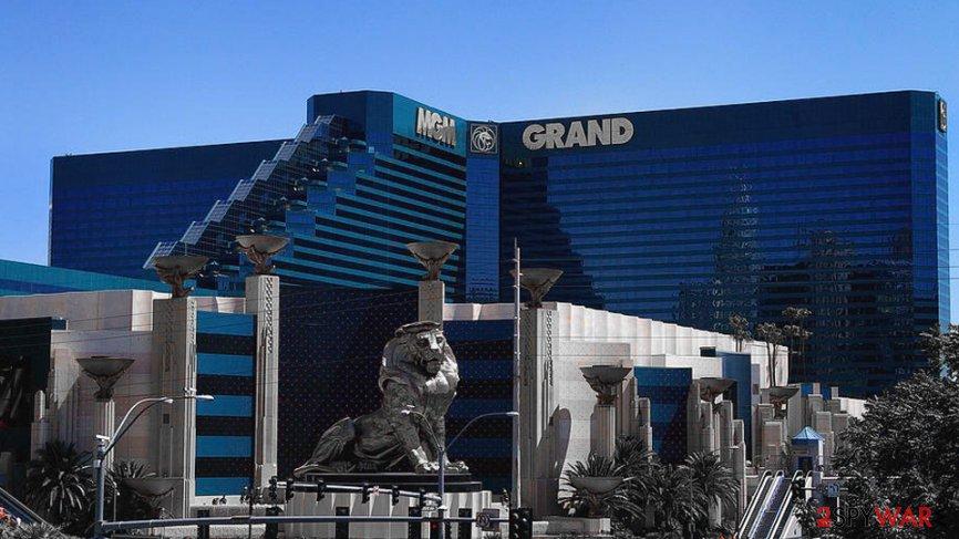 MGM hotel data breach