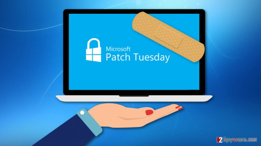 Patch Tuesday March 2017
