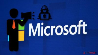 Microsoft warnings about state extent hacks have reached 10,000 users