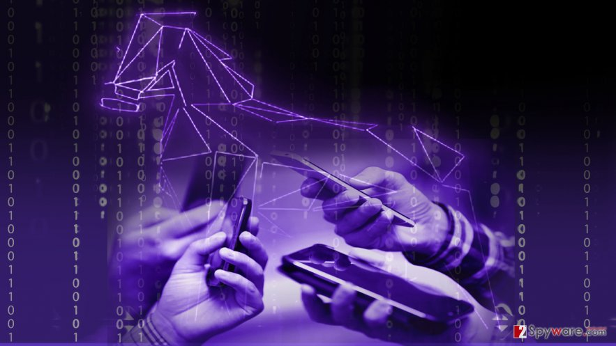 Virtual trojans emerge as top mobile malware