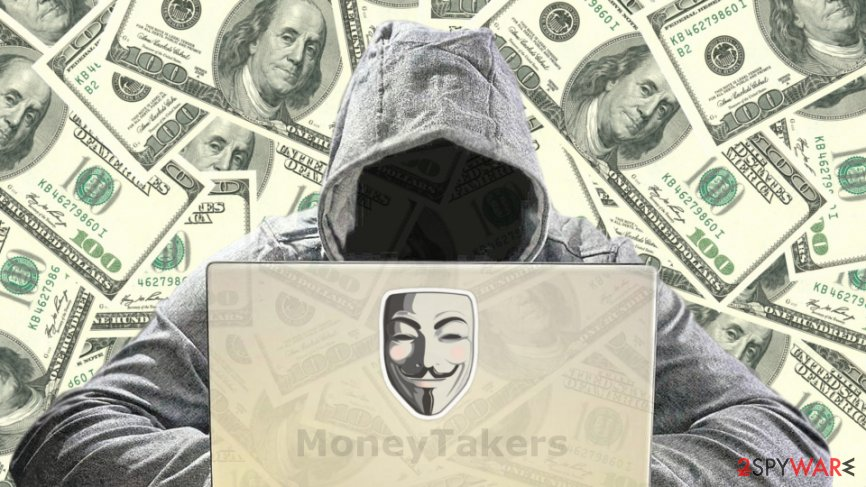 MoneyTakers stole $10 million from banks in the last 18 months