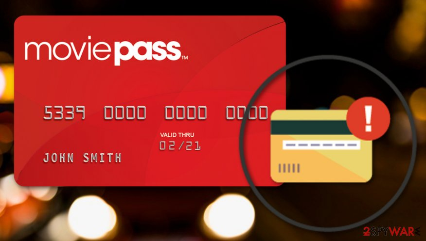 A non-protected server leaked credentials of MoviePass clients