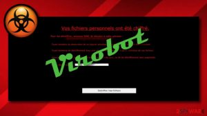 Multifunctional Virobot malware is not only ransomware