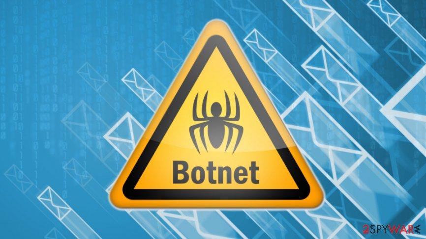 Necrus botnet pushes Scarab ransomware