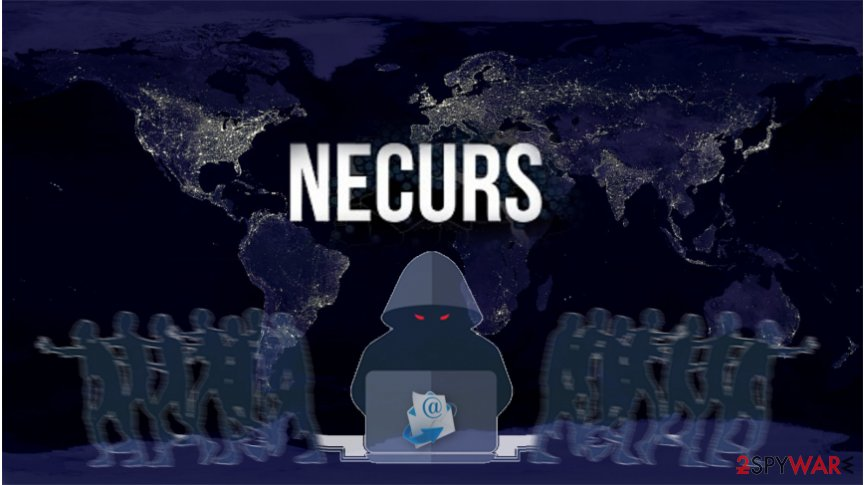 Necurs deliver Globe Imposter virus via malicious email attachments