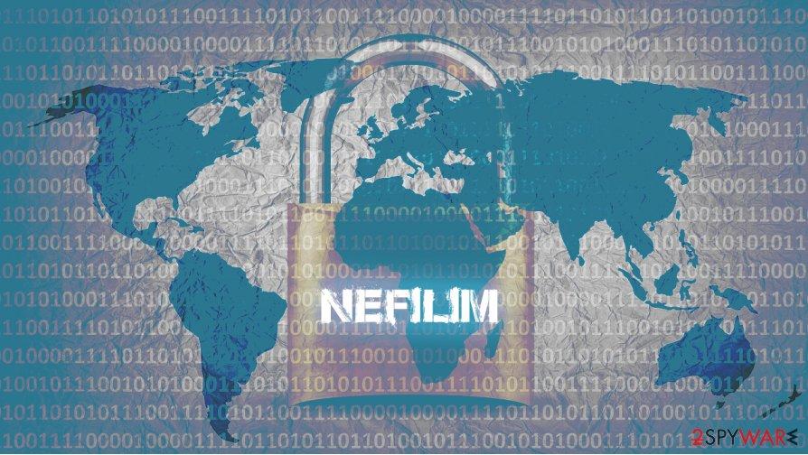 Nefilim gang leaks Dussmann Group data