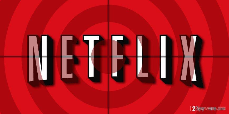Netflix users among ransomware targets