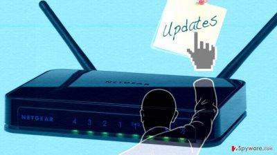 Vulnerabilities in Netgear routers were detected again