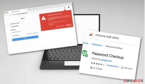 Password Checkup extension on Chrome takes care of password safety