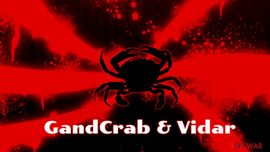 Vidar & GandCrab