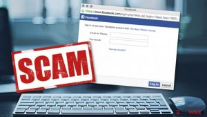 Polished Facebook phishing attack seeks to steal users' credentials
