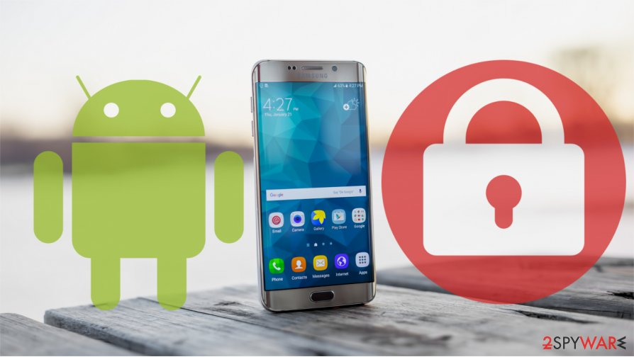New Android ransomware spotted: activates when pressing the Home button