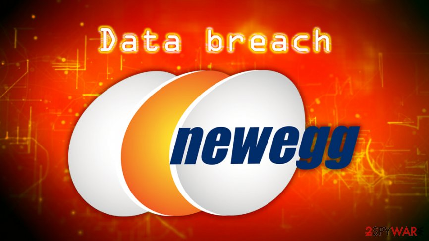 Magecart breaks in Newegg's website