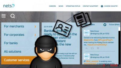 Nets.eu phishing attack touches Danish online buyers