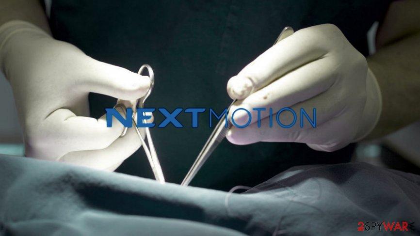 NextMotion data breach
