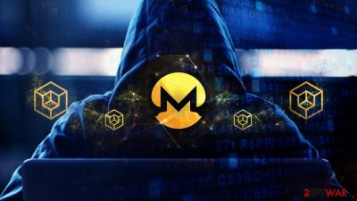 Normal crypto malware detected