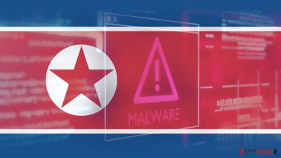 The new North Korean malware strains reported