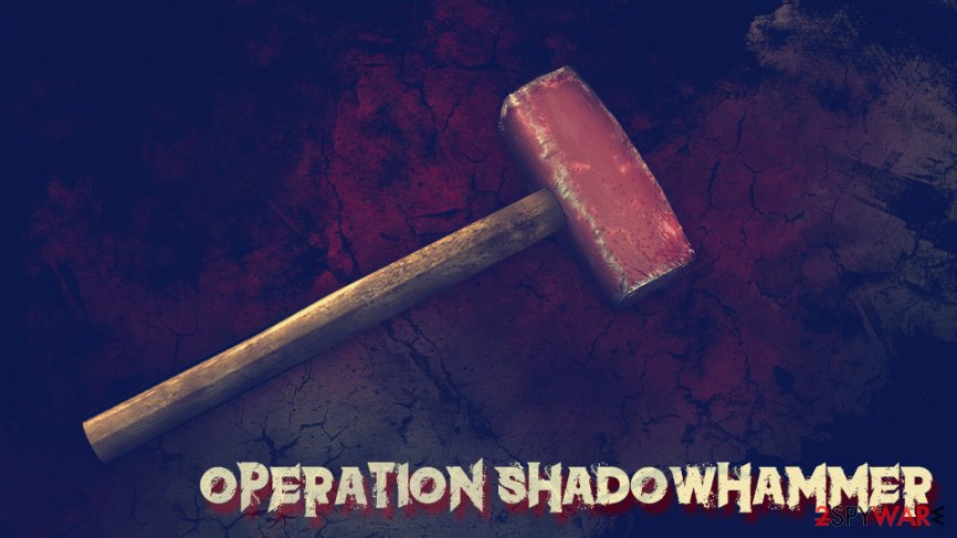 Operation ShadowHammer targets gaming industry
